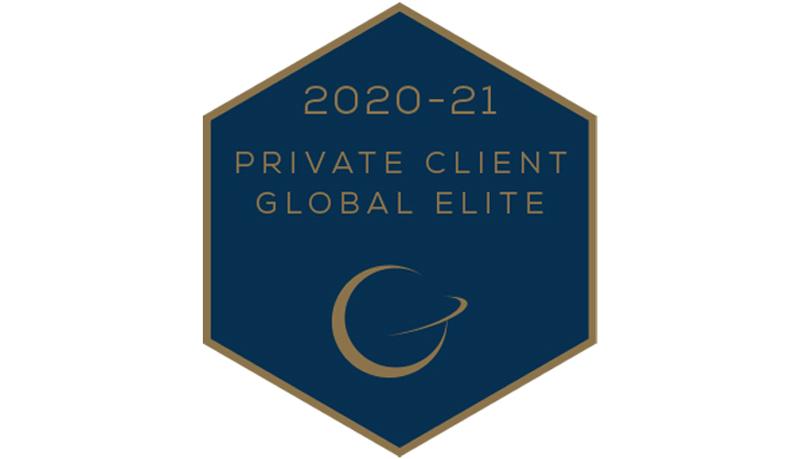 Private Client Global Elite logo